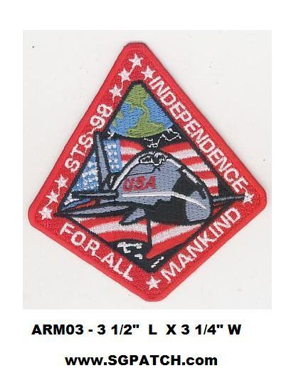 ARMAGEDDON INDEPENDENCE PATCH - ARM03