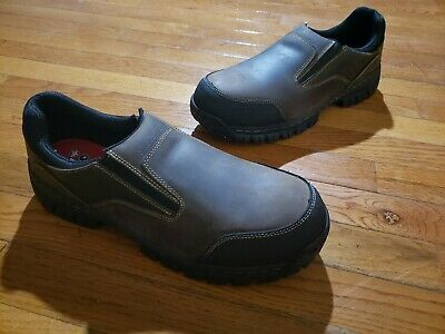 Steel Toe Casual Shoes Size