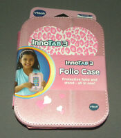 Innotab 3 Pink Heart Folio Case Vtech Accessories