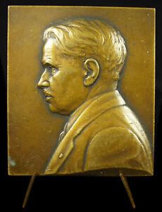 Medaglia-Tributo-a-Insegnante-J-Castaigne-1930-Charles-Pillet-a-Sa-Bonta-Medal