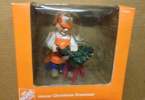 Home Depot 2013 Homer Christmas Ornaments Homer Sawing ...