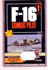F-16 Combat Pilot (Action Sixteen) Amstrad CPC - VGC & Complete