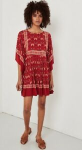 08650652bc98 Spell & the Gypsy Collective Designs Jewel Tunic Dress Copper Sz XS ...