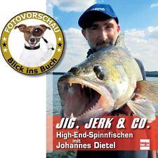 Jig, Jerk, Baits, Shad, Twister & Co: High-End-Spinnfischen mit Johannes Dietel