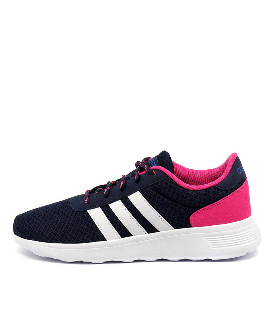 New Adidas Neo Lite Racer Womens Shoes Casual Sneakers Casual