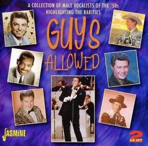 GUYS ALLOWED 2 CD NEW+