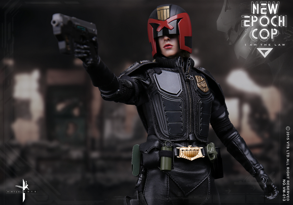 1 6 VTS  Virtual giocattoli VM013 Epoch Cop Female Drossod Judge Cassera eerson nuovo  in vendita online