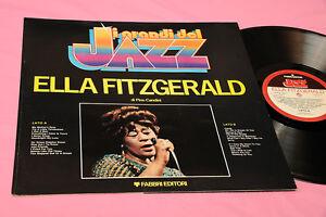 FITZGERALD-LP-ITALIA-1980-JAZZ-MINT-MAI-JUGADO-FOC-FOLLETO-BIO