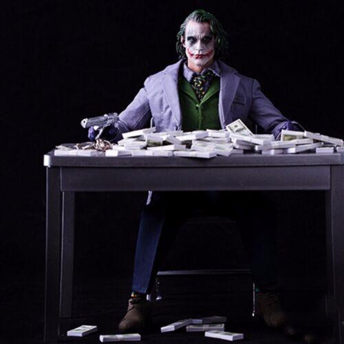 "1//10 Pcs 1//6 Scale US Dollars Euro Cash Money Model For 12/"" Figure Body Hot Toys"