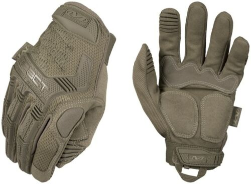 Mechanix Wear US BW Gants Army Tactical M-PACT basiques Coyote