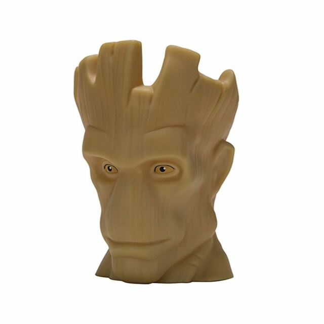GUARDIANS OF THE GALAXY GROOT ILLUMI-MATE COLOUR CHANGING NIGHT LIGHT KIDS
