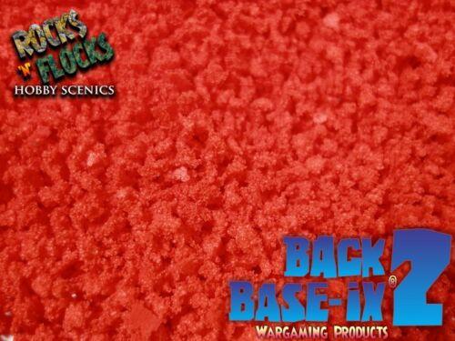 Rocks 'N' Flocks Hobby Scenics: Flock for Warhammer 40k bases #644
