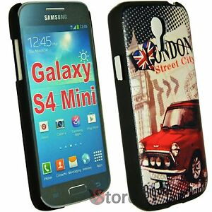 Détails sur Étui pour Samsung Galaxy S4 Mini i9195 Londres Cooper Angleterre