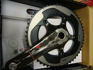New-in-Box-2013-SRAM-Red-Exogram-GXP-10sp-crankset-39-53-167-5mm-No-BB
