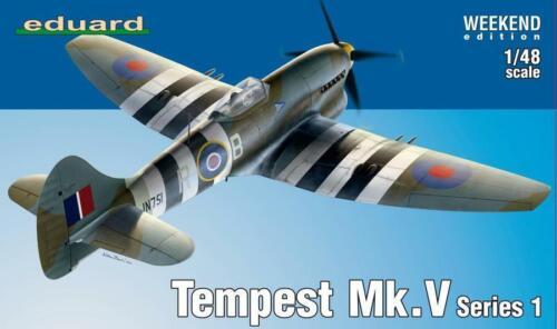 1//48 Tempest Mk.V Series 1 weekend edition 1:48 Eduard no 84171 NEW 06-2020