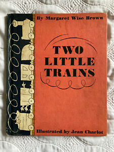 Two-Little-Trains-1949-By-Margaret-Wise-Brown
