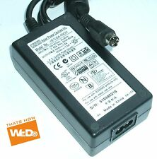 APD / LITEON AC Adaptor 5V 12V 1.5A RS-E02AB APD DA-30C01 5 MINI PIN DIN