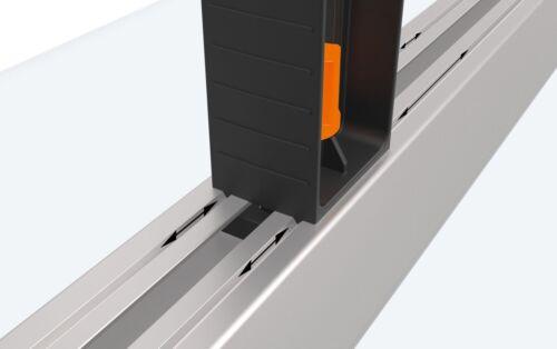 Ford Transit H1, L1//L2 2000-14 3 Bar /& Roller VECTA Bar Roof Rack Kit