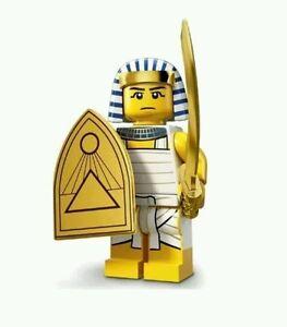 NEW-LEGO-Minifigures-Egyptian-Warrior-Series-13-71008-Minifigure-auseller