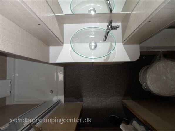 Adria Adora 613 UT, 2019, kg egenvægt 1450