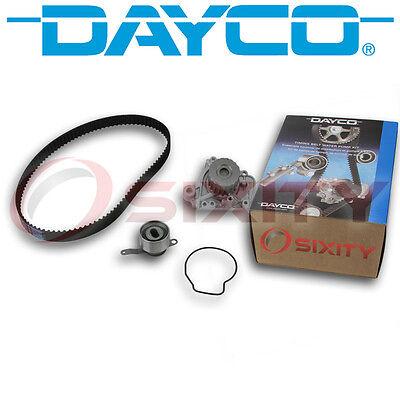 Dayco WP224K1B Timing Belt Water Pump Kit OEM Engine Upgrade Tensioner Idler zb