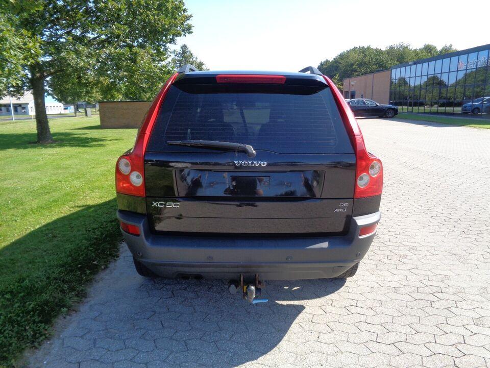 Volvo XC90 2,4 D5 185 Summum aut. AWD Van Diesel aut.
