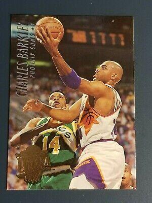 Charles Barkley-Suns #146 Fleer Ultra 1994-5 baloncesto Trading Card