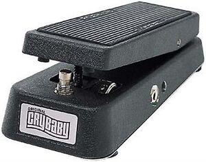 Original Dunlop Gcb 95 Crybaby Cry Baby Wah Wah Guitar