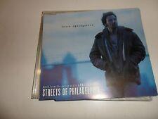 Cd  Streets of Philadelphia von Bruce Springsteen - Single