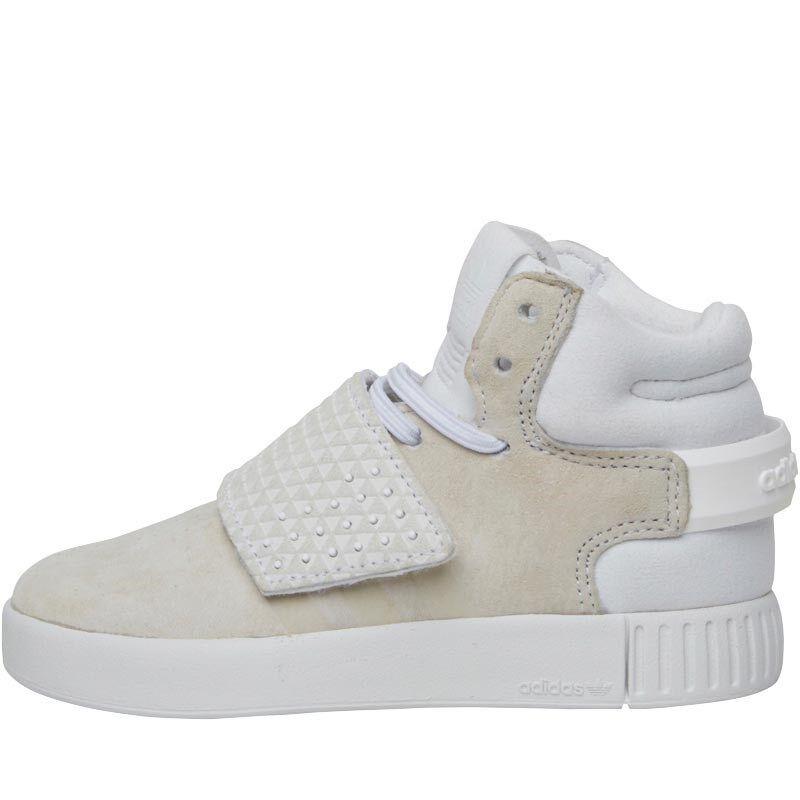 Adidas Originals Infant Boys Tubular Invader Strap Trainers uk 6.5 ba9369