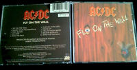 AC/DC FY ON THE WALL CD Original First Issue Alantic 7567-81263-2  1st