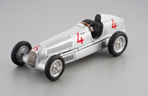CMC EXCLUSIVE MODELLE 1 18 SCALE MERCEDES W25 NUMBER 4 MONACO 1935 FAGIOLA