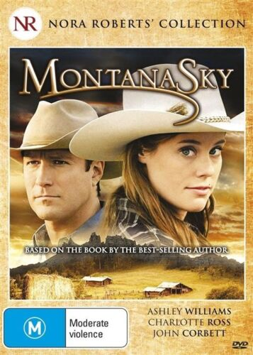 1 of 1 - Montana Sky (Nora Roberts) NEW R4 DVD