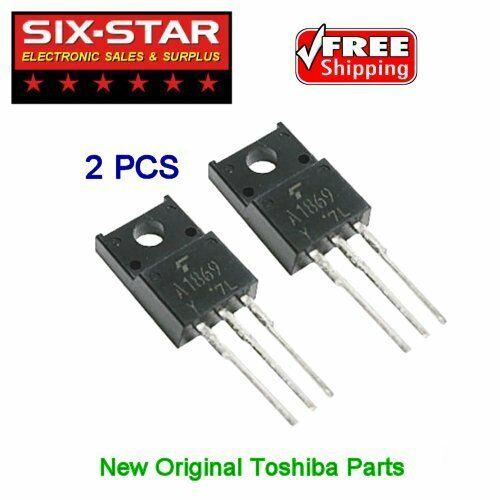 Toshiba 2sc2290 Hf Power Transistors Ham Cb Radio Original Old Stock For Sale Online Ebay