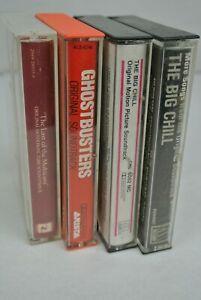 4)  MOVIE SOUNDTRACK Cassette Tapes