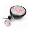 5-034-Black-billet-LED-headlight-Harley-cruiser-Chopper-Bobber-custom-cafe-racer thumbnail 2