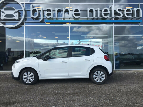 Citroën C3 1,6 BlueHDi 75 Feel+ - billede 2