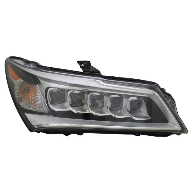 Headlight Assembly-Capa Certified Right TYC 20-9483-00-9