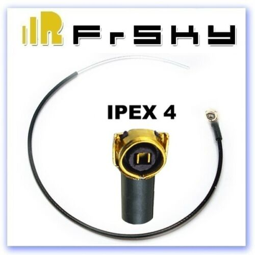 FrSKY Receiver Antenna 100mm 3.93in IPEX 4 connector