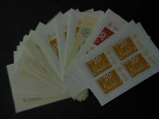 SWEDEN : 1974. Scott #1045-8. 13 sets of S/S with Admission Ticket. Cat $104+