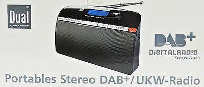 Dual DAB 14 portables Stereoradio UKW/DAB+/DAB-Tuner Digitalradio  *B-Ware*