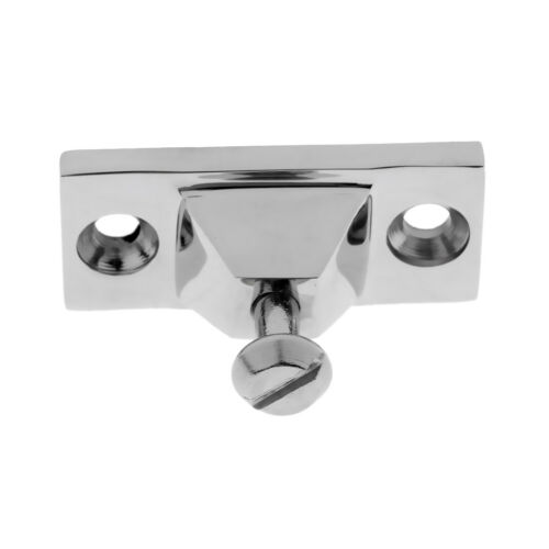 Marine Grade Stainless Steel Bimini Boat Top Side Mount Deck Hinge 50x22 mm
