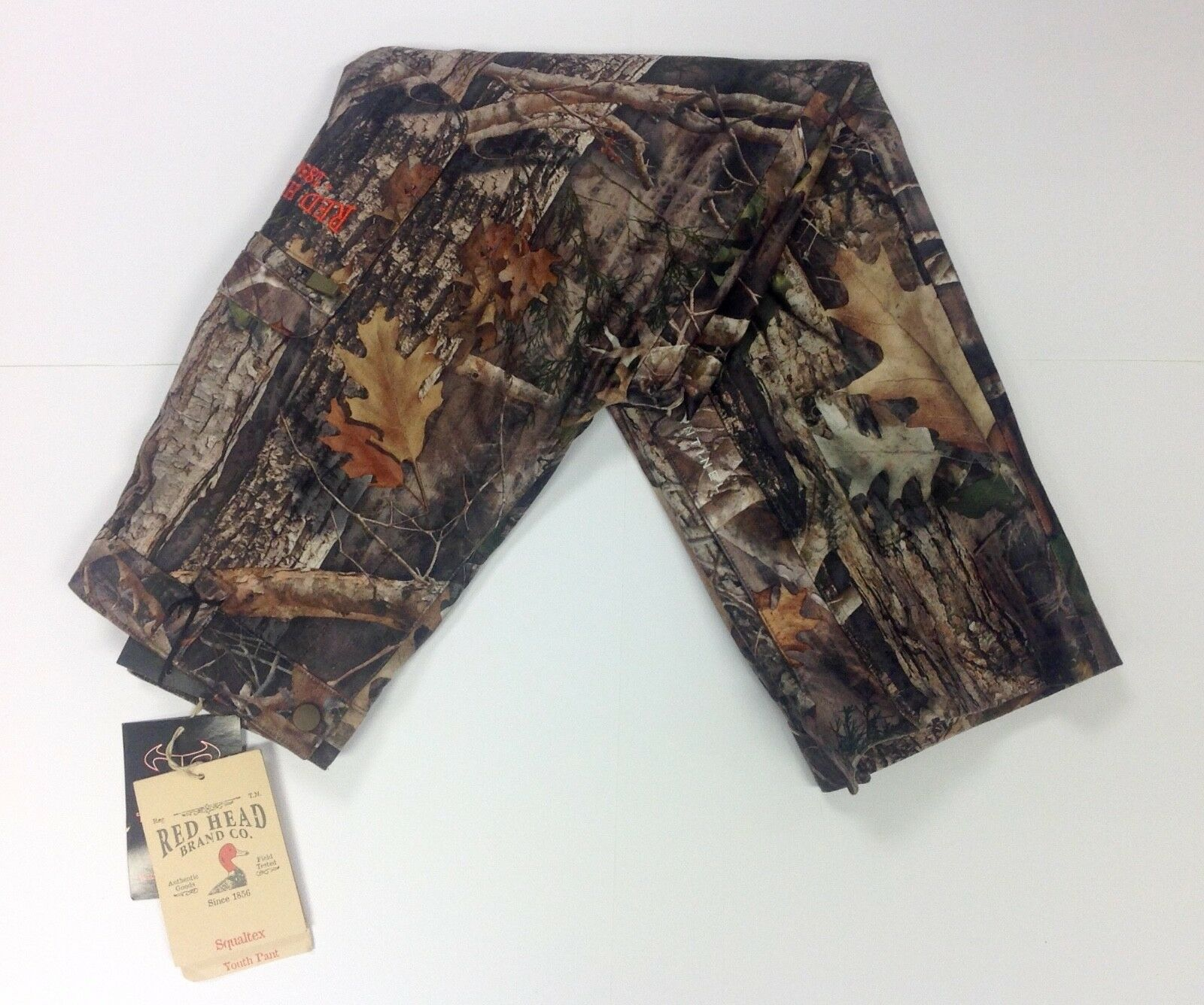 Kid's Trousers Junior RedHead Camouflage Waterproof Country Hunting Shooting