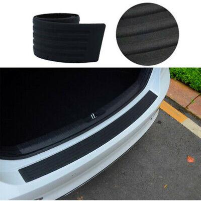 Car Rear Bumper Protector Guard Trim Cover Sill Carbon Fiber Protect Sticker 1pc
