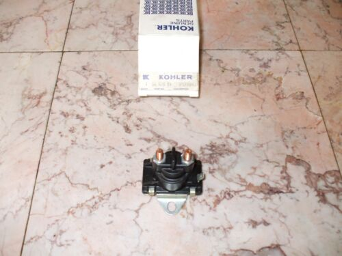 Replaces Genuine Kohler Solenoid Starter Relay  52 435 01, 25 435