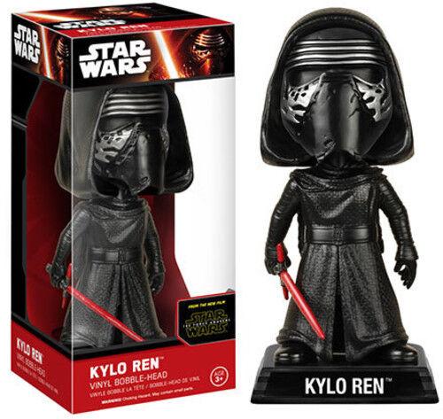 Kylo Ren Funko Pop Star Wars 2015, Toy NUEVO 849803062378