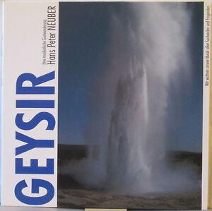 HANS PETER NEUBER Geysir 2-LP Set Modern Classical/Lieder – ex-Burning Candle
