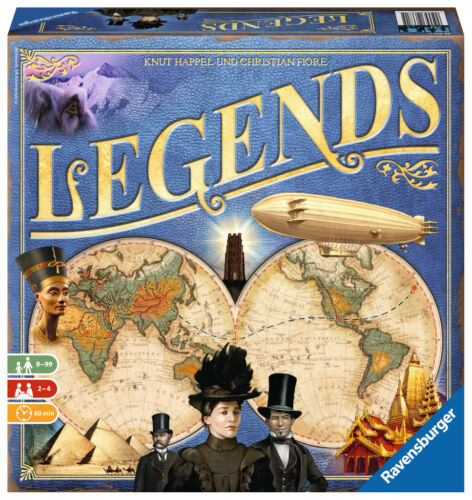 "Ravensburger®  26671  /"" Legends /"" NEU /& OVP"