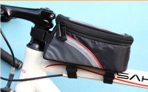 Fahrradtasche Handy Smartphone Fahrrad Halterung Rahmentasche universal