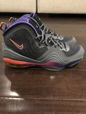 new style 10f9a 6fd41 item 5 NIKE Air Penny V 5 Phoenix Suns Grey Purple Sz 13 Men Basketball  Shoes -NIKE Air Penny V 5 Phoenix Suns Grey Purple Sz 13 Men Basketball  Shoes